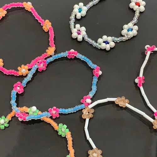(MADE BY SONG) summer beads bracelet - 3type