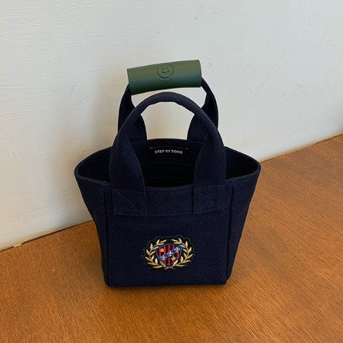 (MADE BY SONG) my eco bag - navy